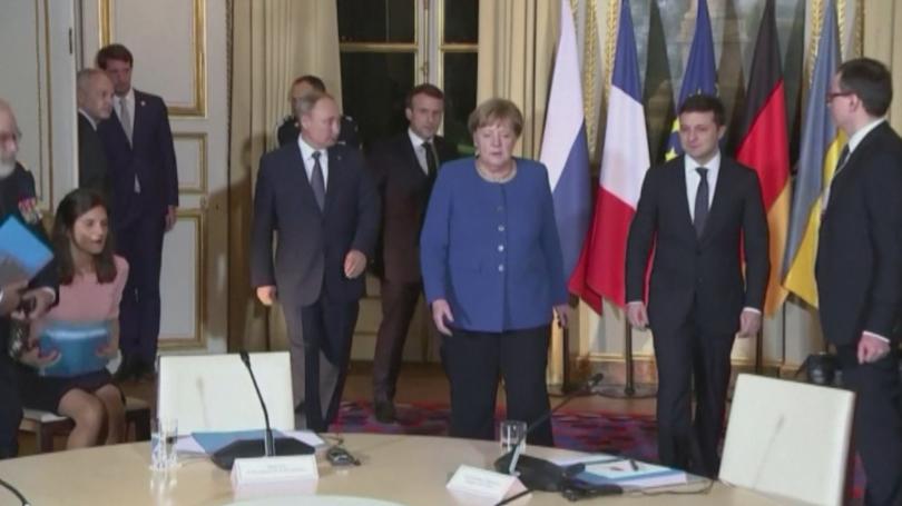 Президентите на Русия и Украйна се договориха да съживят мирния