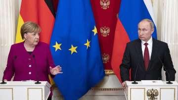 Меркел: Важна стъпка е признанието на Иран, че е свалил самолета