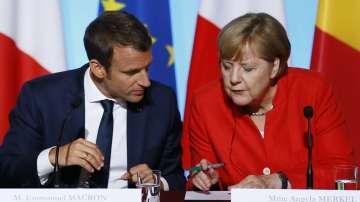 ЕС трябва да изработи нов регламент за миграцията, счита Меркел