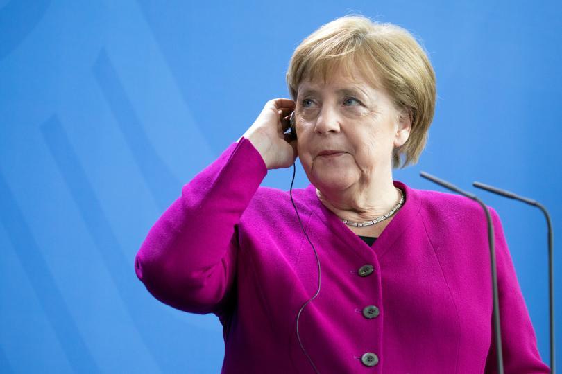Днес Меркел обяви, че след края на четвъртия си мандат