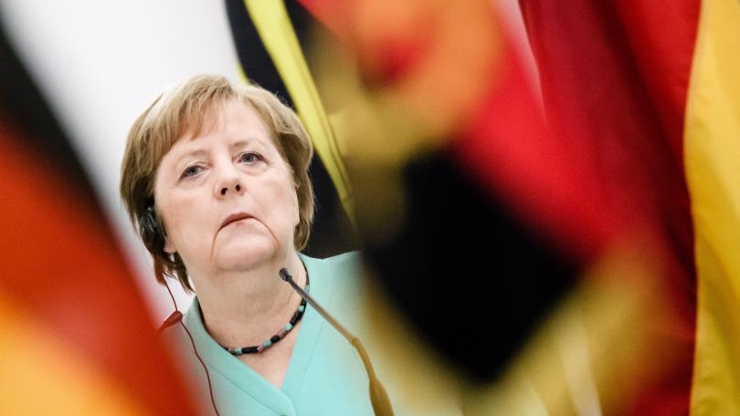 Лидерите на германската управляваща коалиция провеждат кризисна среща с канцлера