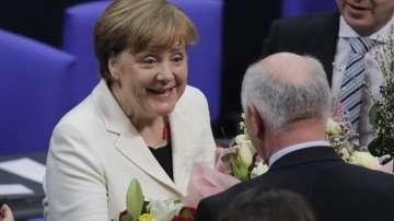 Ангела Меркел е преизбрана за федерален канцлер на Германия