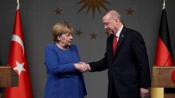 Меркел и Ердоган се опасяват от нов наплив на бежанци