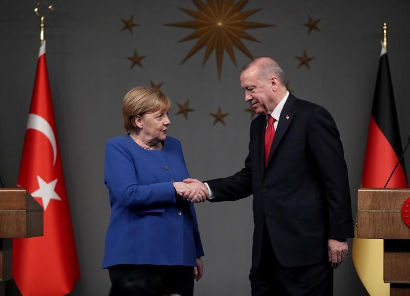 Турският президент Реджеп Ердоган предупреди за разпространение на либийския хаос