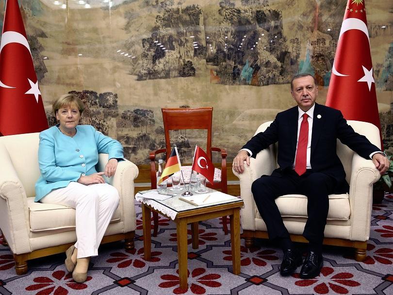 ангела меркел оптимист срещата турския президент ердоган