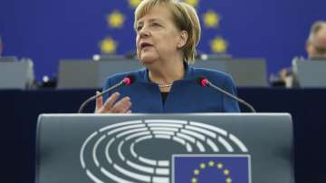 Меркел представи визията си за бъдещето на Европа