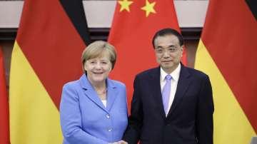 Ангела Меркел в Пекин: Германия и Китай държат на ядреното споразумение с Иран