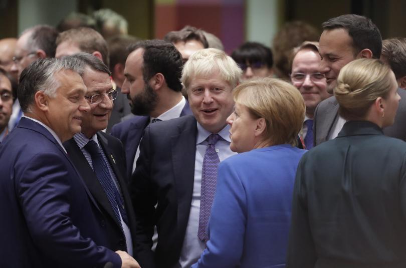 Европейските лидери бяха позитивни за постигнатото споразумение между Брюксел и