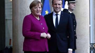 Меркел: Германия и Франция имат сходни възгледи за Европа