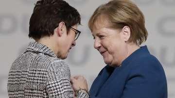 Нова ера за германските консерватори след лидера Ангела Меркел