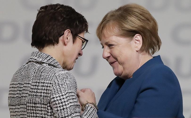 Най-влиятелната партия в Европа, германският Християн-демократичен съюз има нов председател.