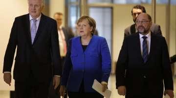Пробив на преговорите за съставяне на коалиционно правителство в Германия