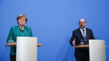 Меркел и Шулц се договориха за коалиционно правителство
