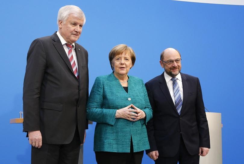 германия крачка съставяне правителство