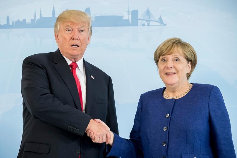 Меркел: САЩ ще бъдат в изолация по климатичните въпроси на срещата на Г-20