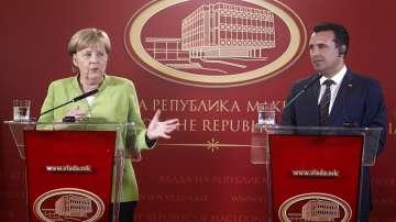 Меркел за референдума в Македония: Исторически възможности не изникват всеки ден
