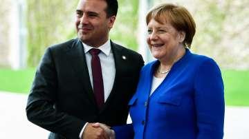 Меркел и Макрон се срещнаха с лидерите на държавите от Западните Балкани