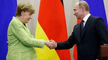 Русия и Германия искат пълно възстановяване на двустранните отношения