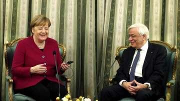 Втори ден от посещението на Ангела Меркел в Гърция