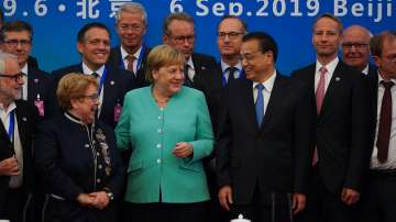 Меркел: Търговските преговори между САЩ и Китай влияят на германския бизнес