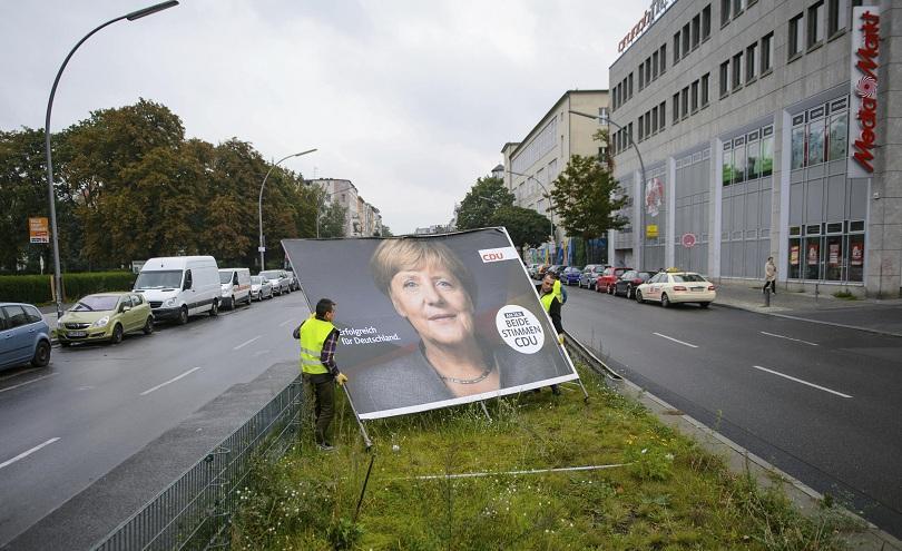 След изборите в Германия като най-вероятен сценарий за управлението на