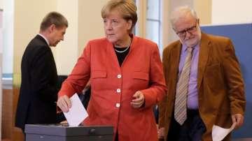 Първи резултати: Ангела Меркел печели четвърти мандат