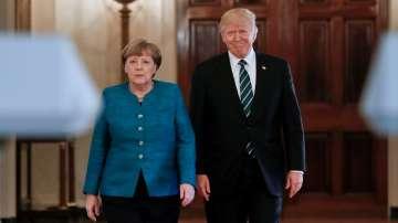Меркел иска добри отношения с Тръмп въпреки различията