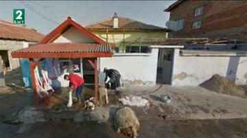 Незаконна продажба на месо на открито в Пазарджик