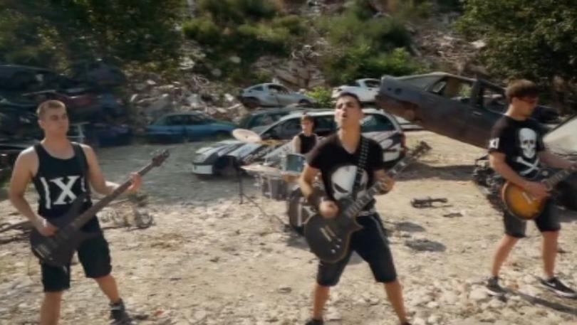 Русенската метъл група ,,Еxplicit