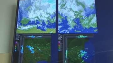 Нова метеорологична зала в РВД