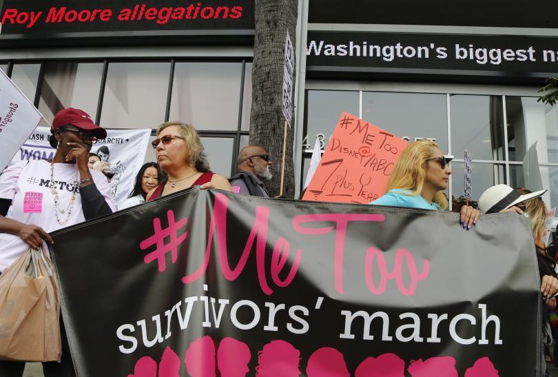 Социалното движение, което сложи край на мълчанието за сексуалното насилие