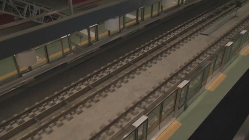Първата част от новия лъч на метрото ще посреща 130 000 пътници дневно