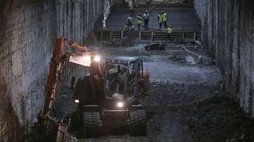Фандъкова инспектира строежа на метрото в Овча купел