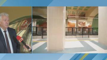 Пускат през май третата линия на метрото