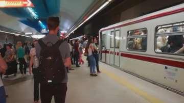 Техническа повреда спря за кратко столичното метро