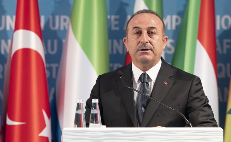Чавушоглу: Абсурд е заради С-400 да се поставя под въпрос членството ни в НАТО