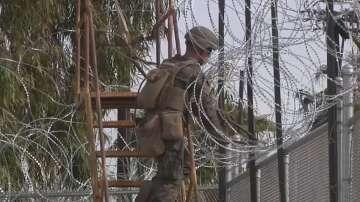 САЩ разполагат още 3750 войници по границата с Мексико