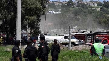 24 души загинаха при взрив на фабрика за фойерверки в Мексико