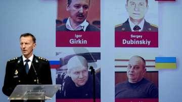 Трима руснаци и един украинец са обвинени за свалянето на малайзийския самолет