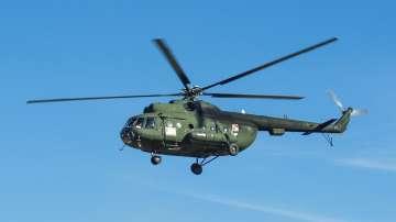 13 казахстански военни загинаха при катастрофа с хеликоптер