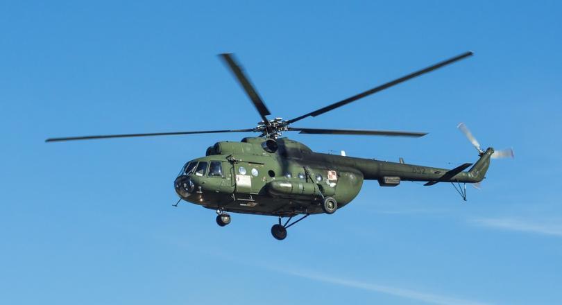 казахстански военни загинаха катастрофа хеликоптер
