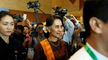 Лидерът на Мианма пропуска дискусии в Общото събрание на ООН