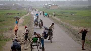 Бунтовниците рохинги в Мианмар обявиха едномесечно примирие