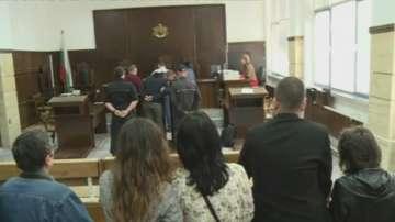 Съдът в Добрич решава мярката за неотклонение на Желяз Андреев