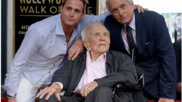 Кърк Дъглас на 102 г.: Благодарен съм за всичко, което получих през живота си!