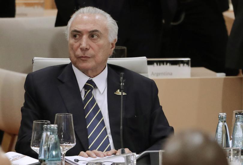 отново импийчмънт бразилски президент