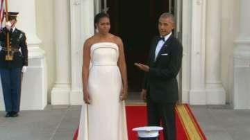 Филм за първата среща на Мишел и Барак Обама