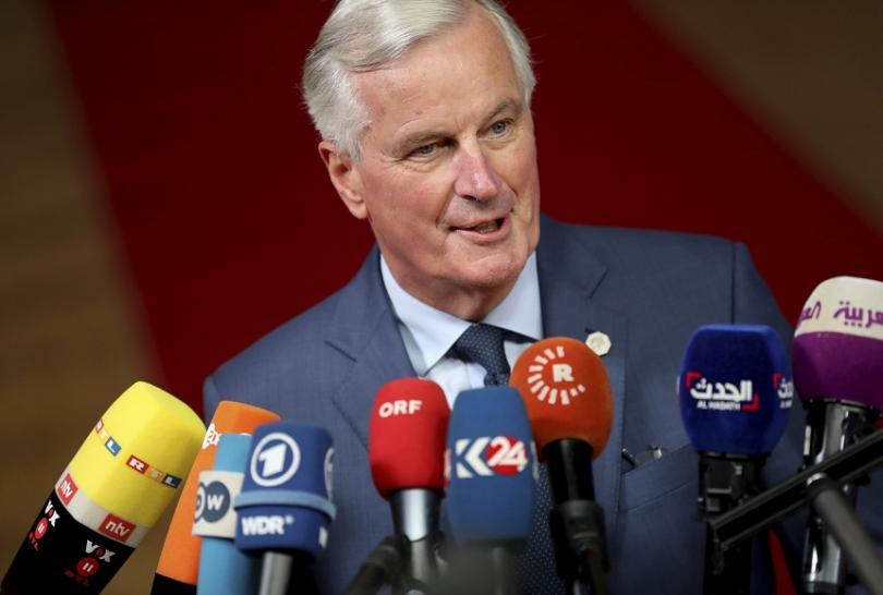 Мишел Барние, главен европейски преговарящ за Брекзит