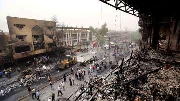 125 жертви на атентат в Багдад. Ислямска държава пое отговорност