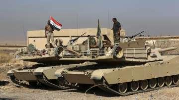 Освободиха 20 селища в подстъпите към Мосул